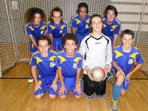 Mullumbimby High kids dominant in Far North Coast Futsal