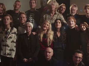 Band Aid 30 becomes fastest-selling single of 2014