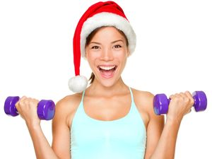 Don't kid yourself: easy ways to burn Christmas kilos