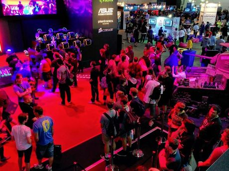 World of Tanks drew an impressive crowd during the 3-day PAX Aus event in Melbourne this year.