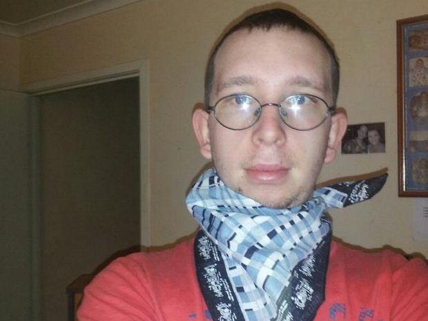 Jake Lasker (Jake James Roy Lasker) was allegedly stabbed to death at Rockville, Toowoomba on November 7, 2012 Photo: Facebook