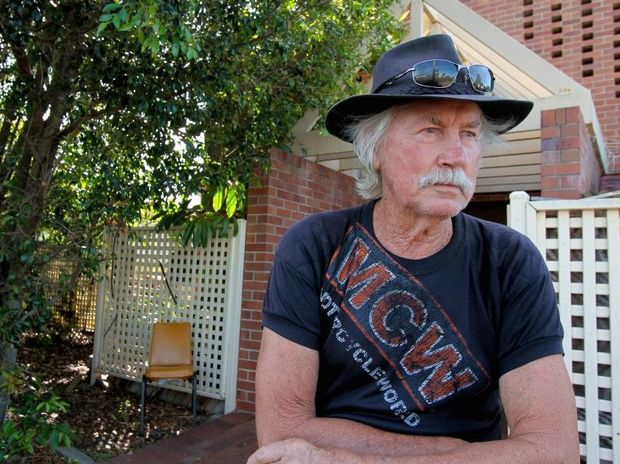 Jack Burke, 78, received a notice stating he could be evicted from his home by December 6, unless he gave reasonable cause as to why he had been absent from his apartment.