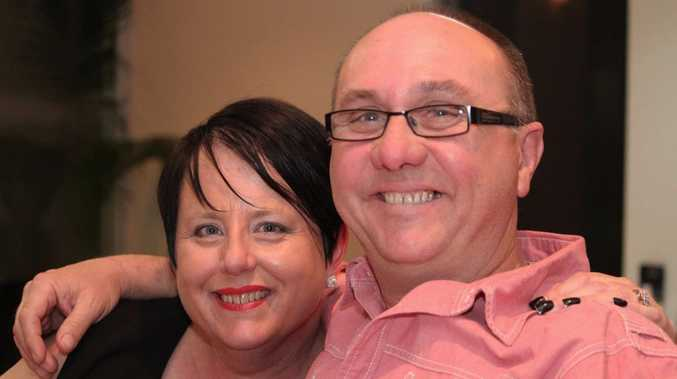 Morgan Dunn (nee Palmer) with her husband Paul Dunn, loved the years she spent in Stanthorpe Photo Contributed