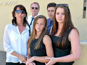 No conviction shocks Garrels family