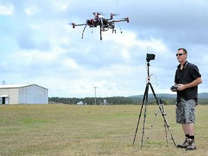 LNG company chips in $41,000 for Gladstone drone race