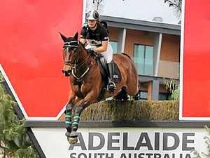 Allora rider dreams of 2018 Equestrian Games