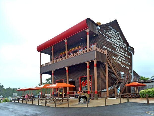 The Ettamogah Pub has lost its name. Photo: John McCutcheon / Sunshine Coast Daily