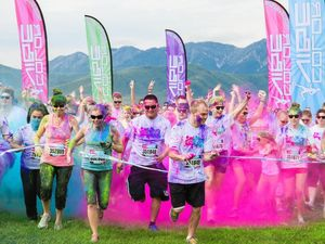 Get blasted at Toowoomba's first Colour Vibe