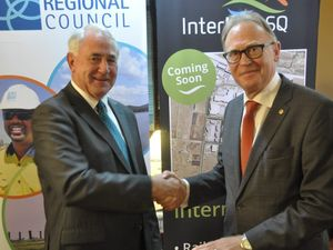 TRC supports InterLinkSQ in grant application