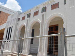Mackay firm given job of refurbishing interior