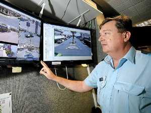 CCTV cameras keep close eye on CBD