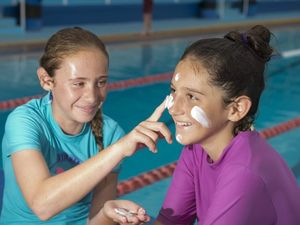 Sun safety a hot topic at Toowoomba school