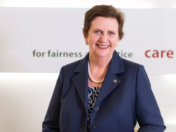 UnitingCare Queensland chief executive officer Anne Cross has been named Telstra Australian Business Woman of the Year.