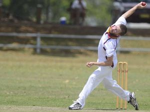 Broken finger sidelines strike bowler from Shield semi-final
