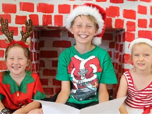 Calliope students prepped for carols night