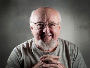 Thomas Keneally giving talks at Byron Bay this weekend
