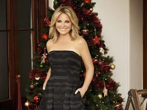 Get into the festive spirit with Georgie Gardner