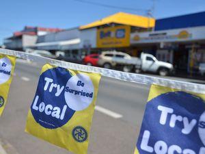 Local shops provide