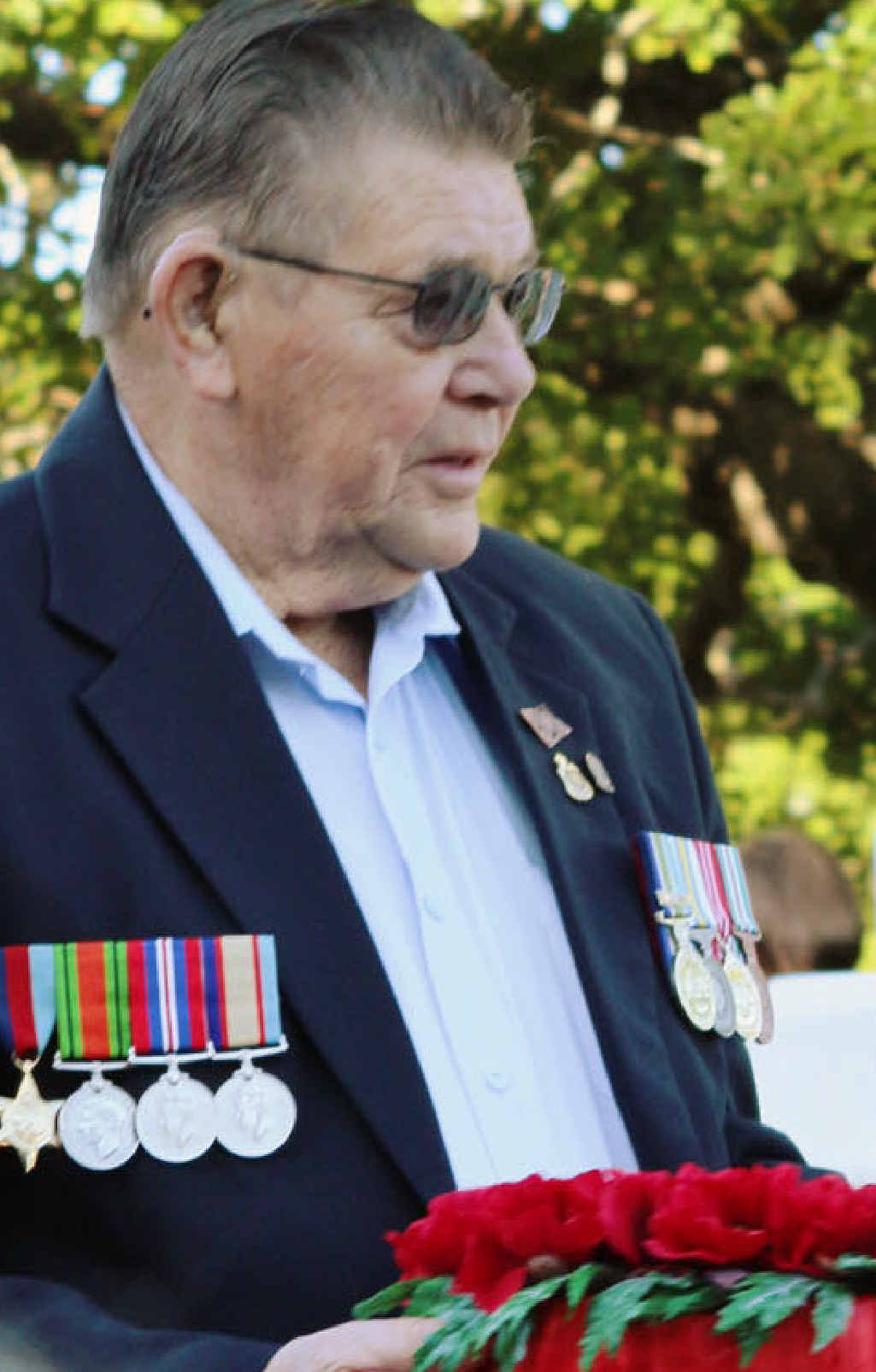 Ipswich army veteran Brian Herbert Young has passed away.