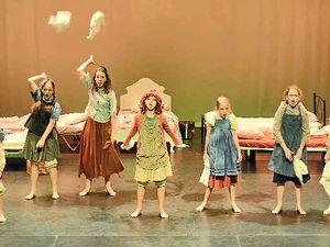 Orphan Annie in spotlight at CQU
