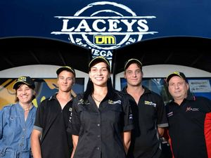 TJM Laceys has been in Rockhampton for four decades