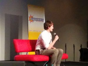 Supanova: Jack Gleeson on Game of Thrones' King Joffrey