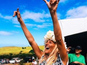 Sixth world surfing title for Steph Gilmore