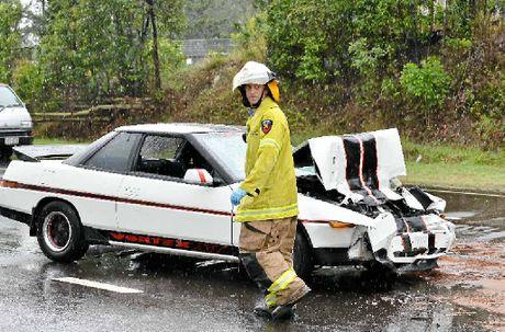 Tanawha Car Crash