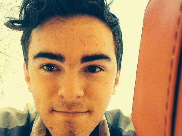Gabriel Runge died in a crash during a school trip in New Zealand.