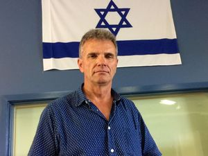 Blood of Aussies shed to give Jews freedom, says Zionist