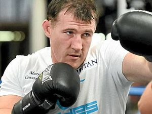 Gallen to fight off golden staph and Anthony Watts