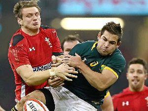 Biggar the better in Wales' upset win
