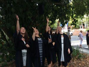 SCU 2014 graduation