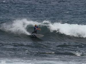 Zaffis shines early at Australian Junior Surfing Titles