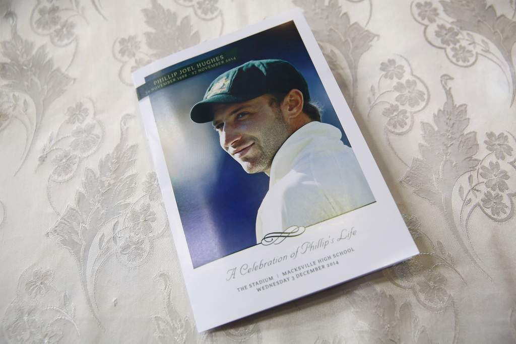 Phillip Hughes' death shocked the Australian cricketing community.