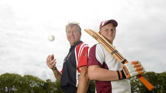 Andy Bichel (left) says changes will favour India.