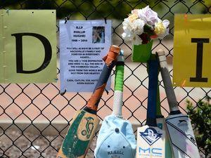 Funeral for Phillip Hughes in Macksville
