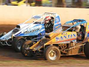 Grafton Speedway Feature Race