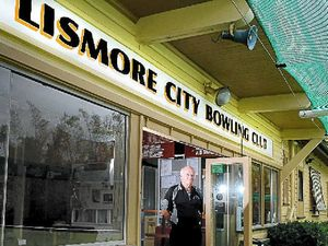Last drinks for retiring Lismore City Bowling Club legend