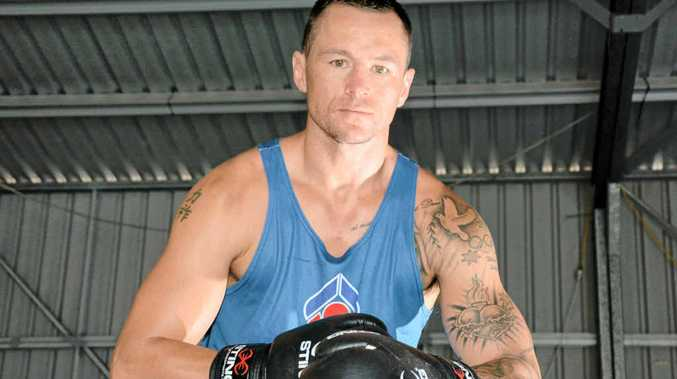 COMEBACK: Dan Beahan has many Queensland titles, the latest coming after only two-and-a-half months of training.