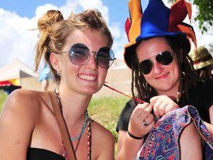 Unmasking the Woodford Folk Festival