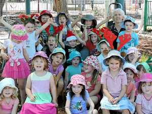 Kindy earns straight As on new report card