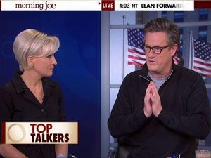 """American presenter calls Michael Brown coverage """"bulls**t"""""""