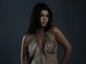 Another Kardashian goes nude for magazine shoot