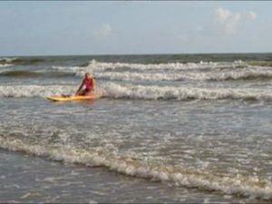 Surf Lifesaving training