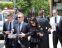 Guests arrive at Phillip Hughes's funeral