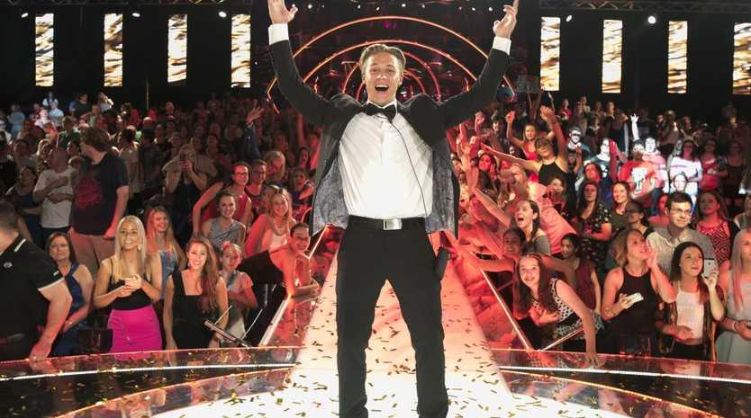 Former Sunshine Coast local Ryan Ginns has won Big Brother 2014.