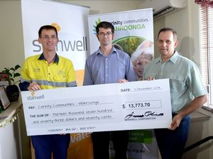 Stanwell donation offers hope for adolescent program