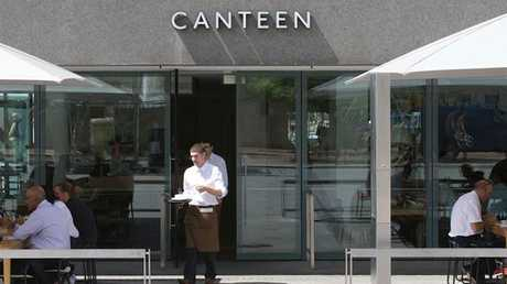 The restaurant where Ms Cawson alleges she was asked to
