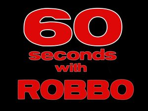 60 Seconds with ROBBO - Jay Buchan
